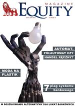 Equity Magazine nr 34 - okładka