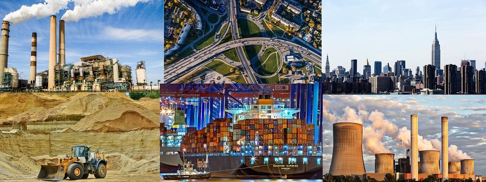 Inwestycje: różne branże (fabryka, transport, nieruchomości, budownictwo)