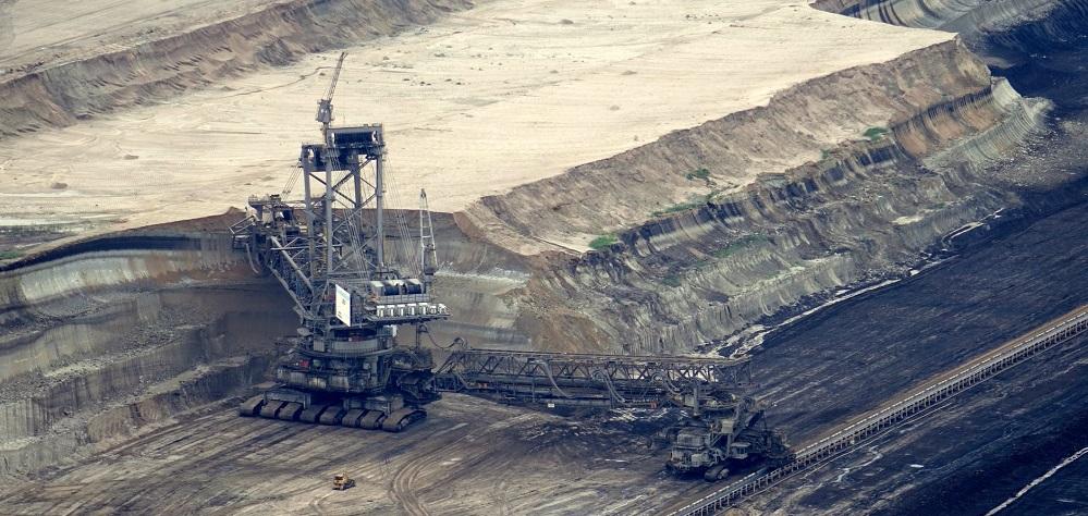 Rynki finansowe: kopalnia odkrywkowa
