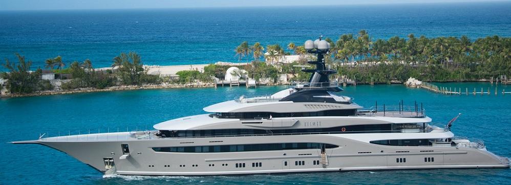 Zdjęcie: luksusowy jacht - lista 100 najbogatszych Polaków