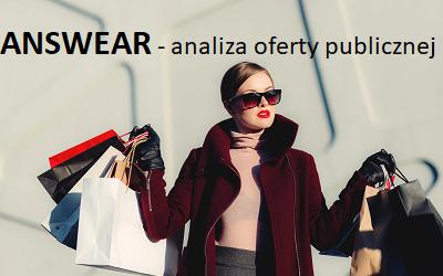 Answear.com – czy warto kupić akcje w ofercie publicznej?